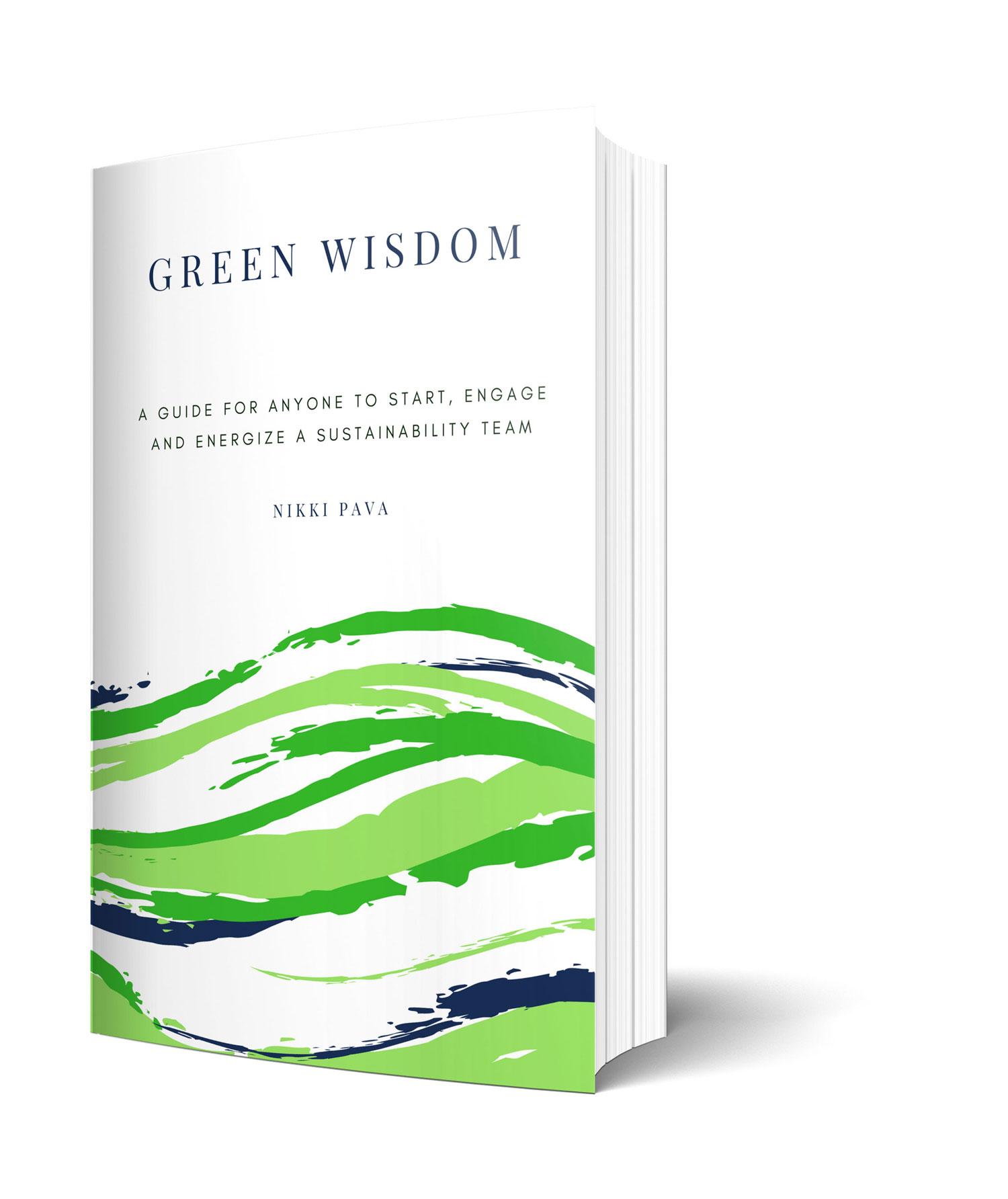 Green Wisdom Book Cover